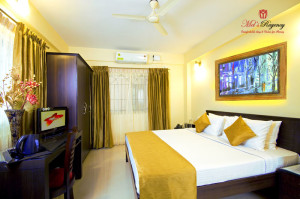 Hotels near Embassy Golf Links Bangalore