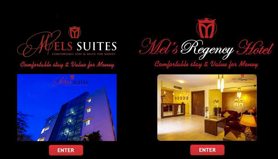 List of Hotels in Bangalore
