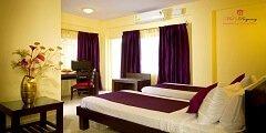 Hotels on Old Airport Road Bangalore